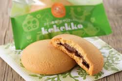 「コッコ農場のおやつクッキー コケッコ」写真