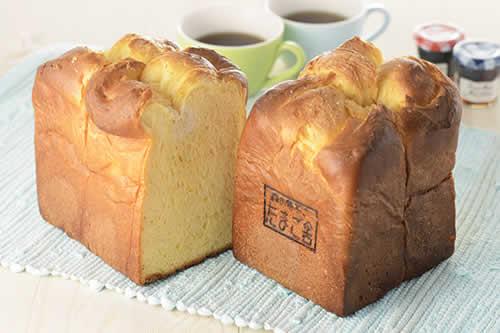 たまごたっぷり食パン写真